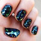 Слюда для яркого дизайна ногтей