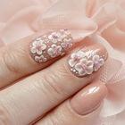 Лепка в дизайне ногтей