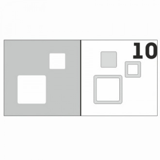 Airnails, Трафареты №10