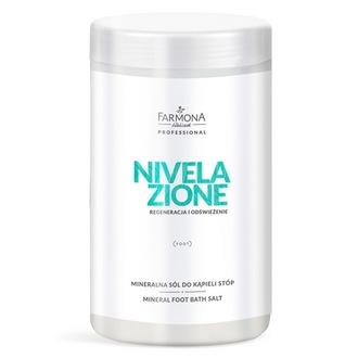 Farmona, Минеральная соль для ванн Nivelazione, 1500 г
