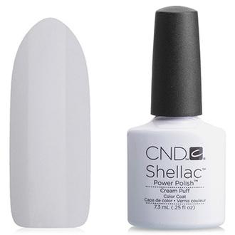 CND, цвет Cream Puff