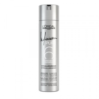 L'oreal Professionnel, Лак для волос Infinium Pure Extra Strong, 300 мл