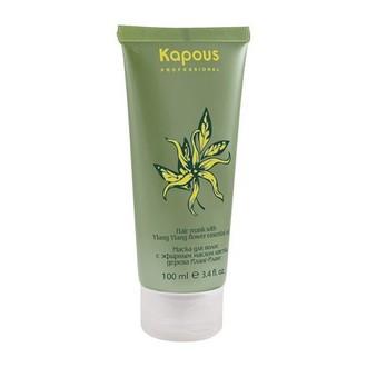 Kapous, Маска для волос с эфирным маслом Иланг-Иланг, 100 мл