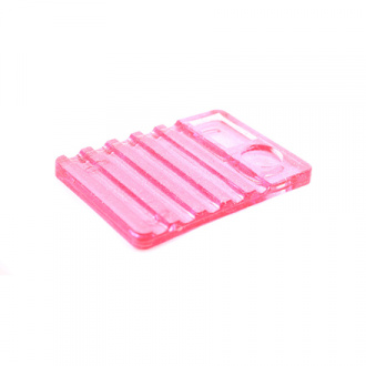 TNL, Подставка для кистей, розовая