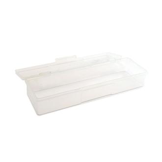 TNL, Пластиковый контейнер прямоугольный, прозрачный
