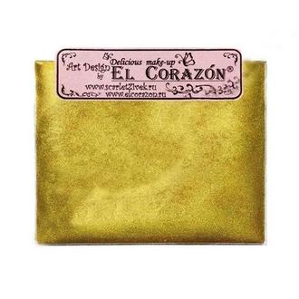 El Corazon, Втирка «Шиммер эффект» №p-01, золото