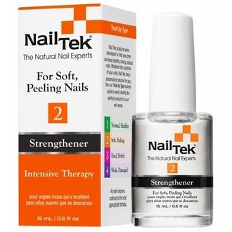 Nail Tek, Укрепитель и усилитель роста для слоящихся ногтей Therapy 2
