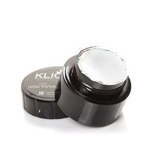 Klio Professional, Гель-пластилин, белый