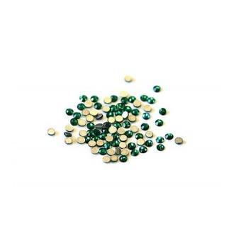 TNL, Стразы 1,5 мм зеленые, 50 шт.