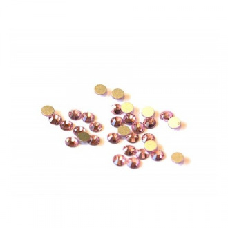TNL, Стразы 3 мм розовые, 50 шт.