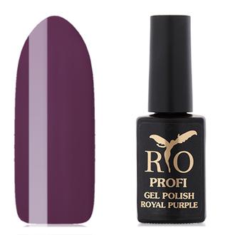 Rio Profi, Гель-лак  «Royal Purple» №8, Мантия Монарха
