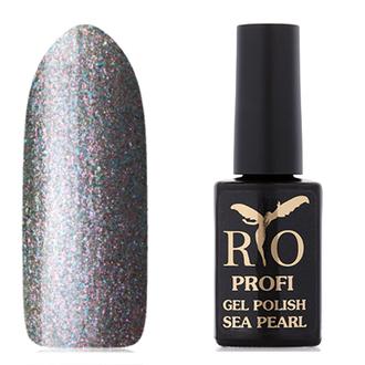 Rio Profi, Гель-лак «Sea Pearl» №8, Черная Жемчужина