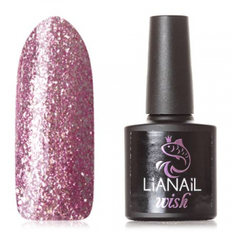 Гель-лак Lianail Wish Lilac Shine №008