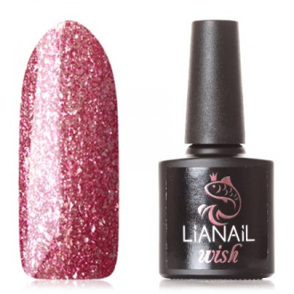 Гель-лак Lianail Wish Pink Shine №012