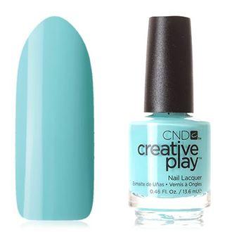 CND Creative Play, цвет Amuse-mint, 13,6 мл