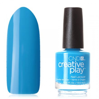 CND Creative Play, цвет Aquaslide, 13,6 мл