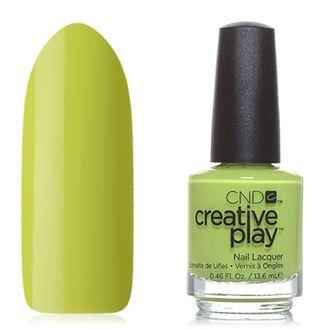 CND Creative Play, цвет Carou-celery, 13,6 мл