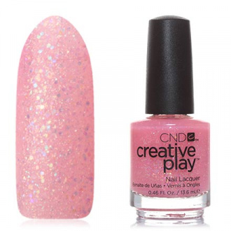 CND Creative Play, цвет Pinkle Twinkle, 13,6 мл