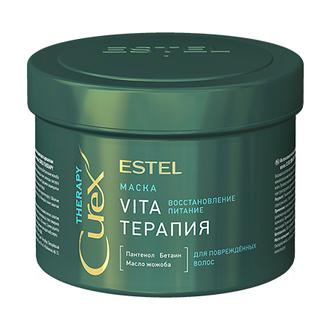 Estel, Маска Curex Therapy, для поврежденных волос, 500 мл