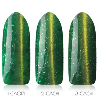Гель-лак Planet Nails Diamond cats №761