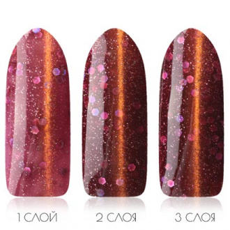 Гель-лак Planet Nails Diamond cats №765