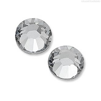 Кристаллы Swarovski, Crystal F SS3 1,4 мм (100 шт)
