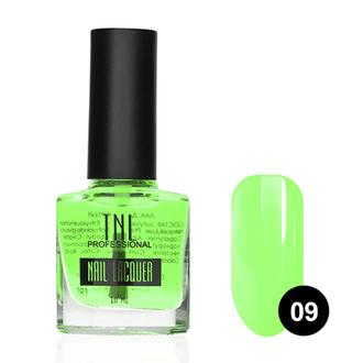 TNL, Краска Aqua Illusion №09, зеленая