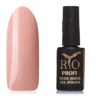 Rio Profi, Гель-лак Nude Shine №01, Аллюр