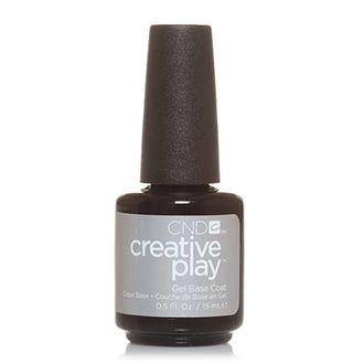 CND, База для гель-лака Creative Play Gel, 15 мл