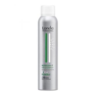 Londa Professional, Сухой шампунь Refresh It, 180 мл