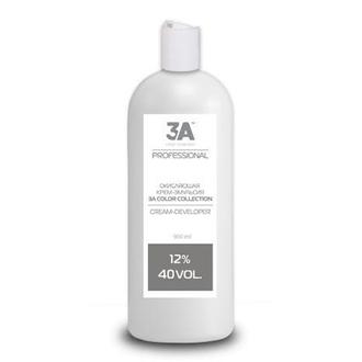 3А, Окисляющая крем-эмульсия  40 Vol/12%, 900 мл