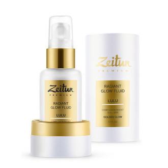Zeitun, Флюид LULU «Золотое Сияние», дневной, 50 мл