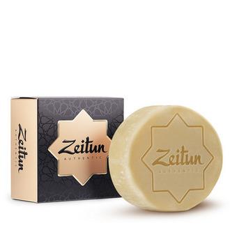 Zeitun, Алеппское мыло экстра «Черный тмин», 125 г