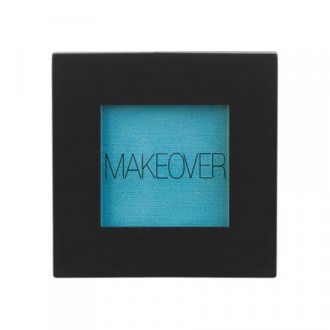 MAKEOVER PARIS, Тени для век Single Eyeshadow, Sky Blue