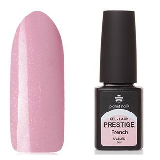 Planet Nails, Гель-лак Prestige French №338