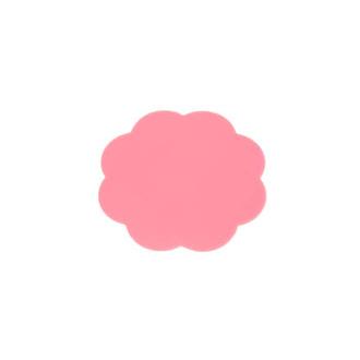 TNL, Коврик для дизайна ногтей «Цветок», малиновый