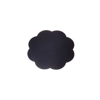 TNL, Коврик для дизайна ногтей «Цветок», черный