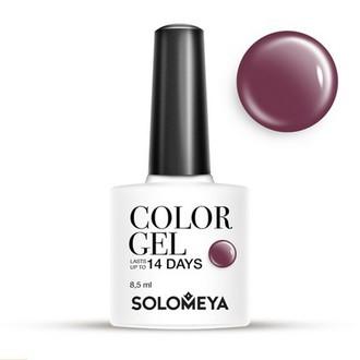 Solomeya, Гель-лак №26, Red-Violet