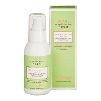 Concept, Сыворотка-концентрат Anti-acne Effect, 100 мл
