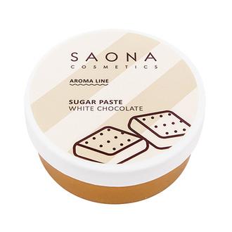 Saona Cosmetics, Сахарная паста для депиляции White Chocolate, 200 г