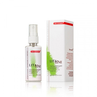 LitaLine, Увлажняющий концентрат для жирной кожи, 50 мл