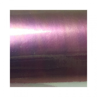 Ice Nova, Фольга «Битое стекло», розовая, хамелеон
