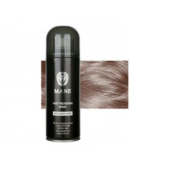 Mane, Камуфляж для волос Dark Brown, 200 мл
