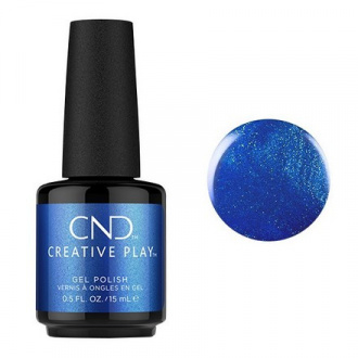 CND, Creative Play Gel №525, Seabright