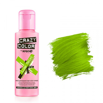 Crazy Color, Краска для волос №68, Lime Twist