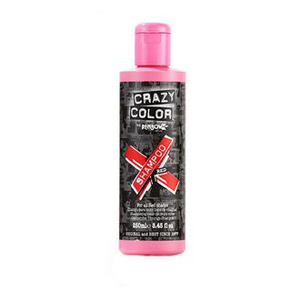 Crazy Color, Шампунь для окрашенных волос Red, 250 мл