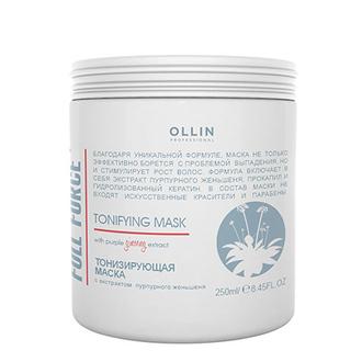 OLLIN, Тонизирующая маска Full Force, 250 мл