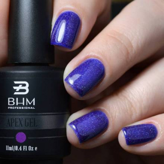 BHM Professional, Гель-лак APEX GEL №33, Twinkling star