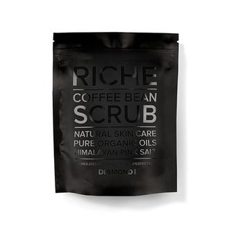 Riche, Кофейный скраб для тела «Бриллиант», 250 г