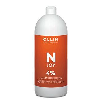 OLLIN, Окисляющий крем-активатор N-Joy 4%, 100 мл
